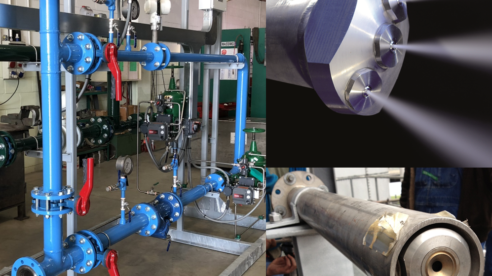 Gallery image 1 - ATOSPRAY™ SYSTEM Atomizing Nozzle Technology