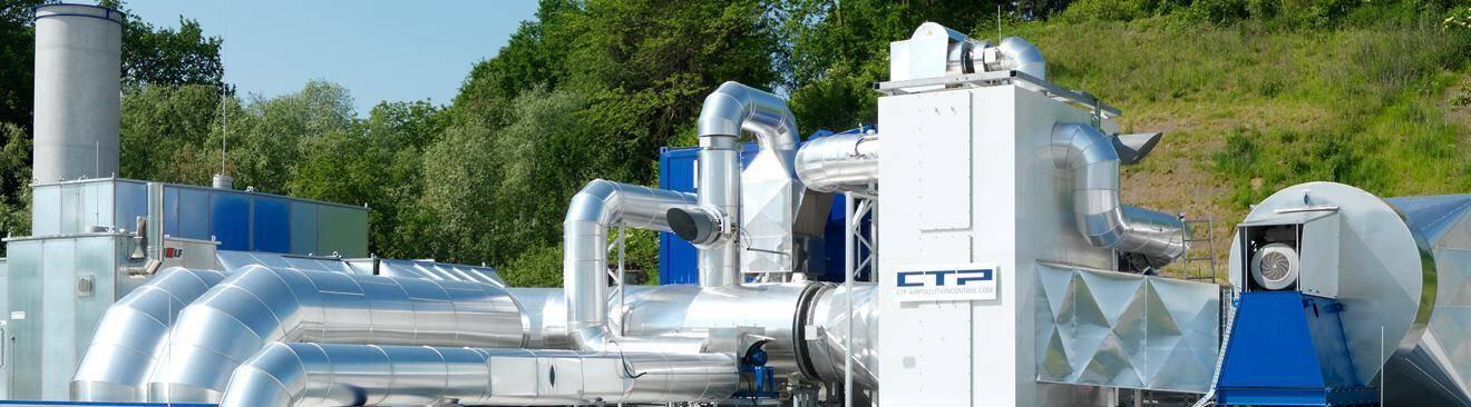 Company banner of CTP Chemisch Thermische Prozesstechnik GmbH