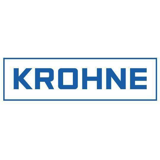 Company logo of KROHNE