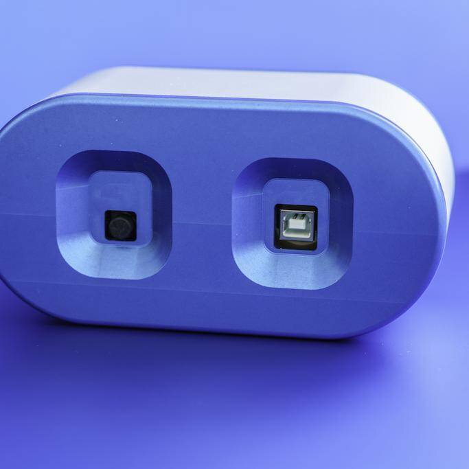 Solution image of Liquid Scanner