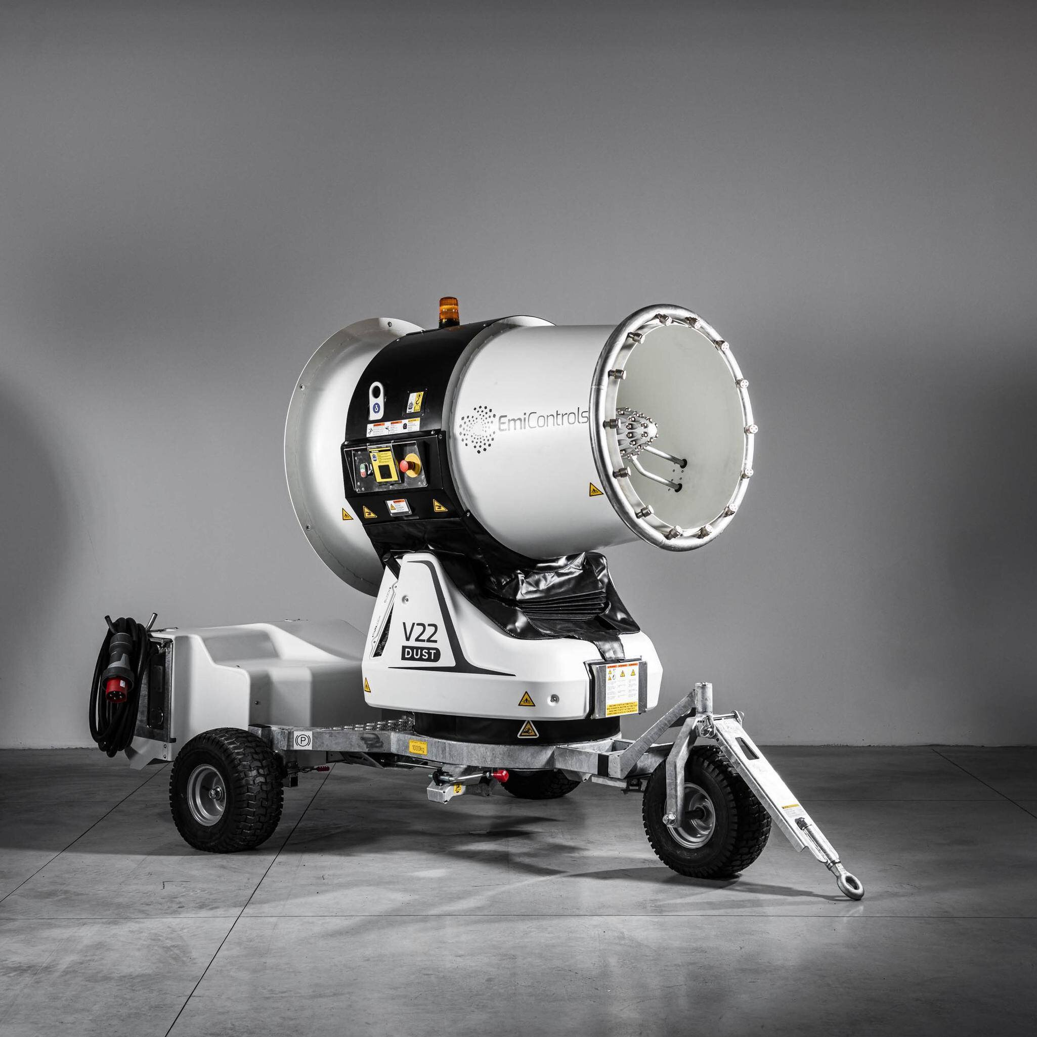 Solution image of V22 Dust Controller