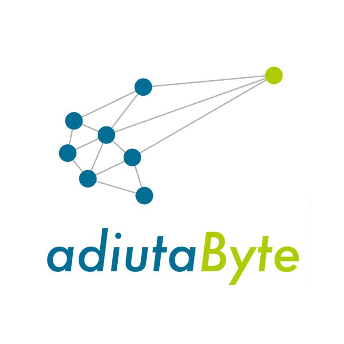 Company logo of adiutaByte GmbH