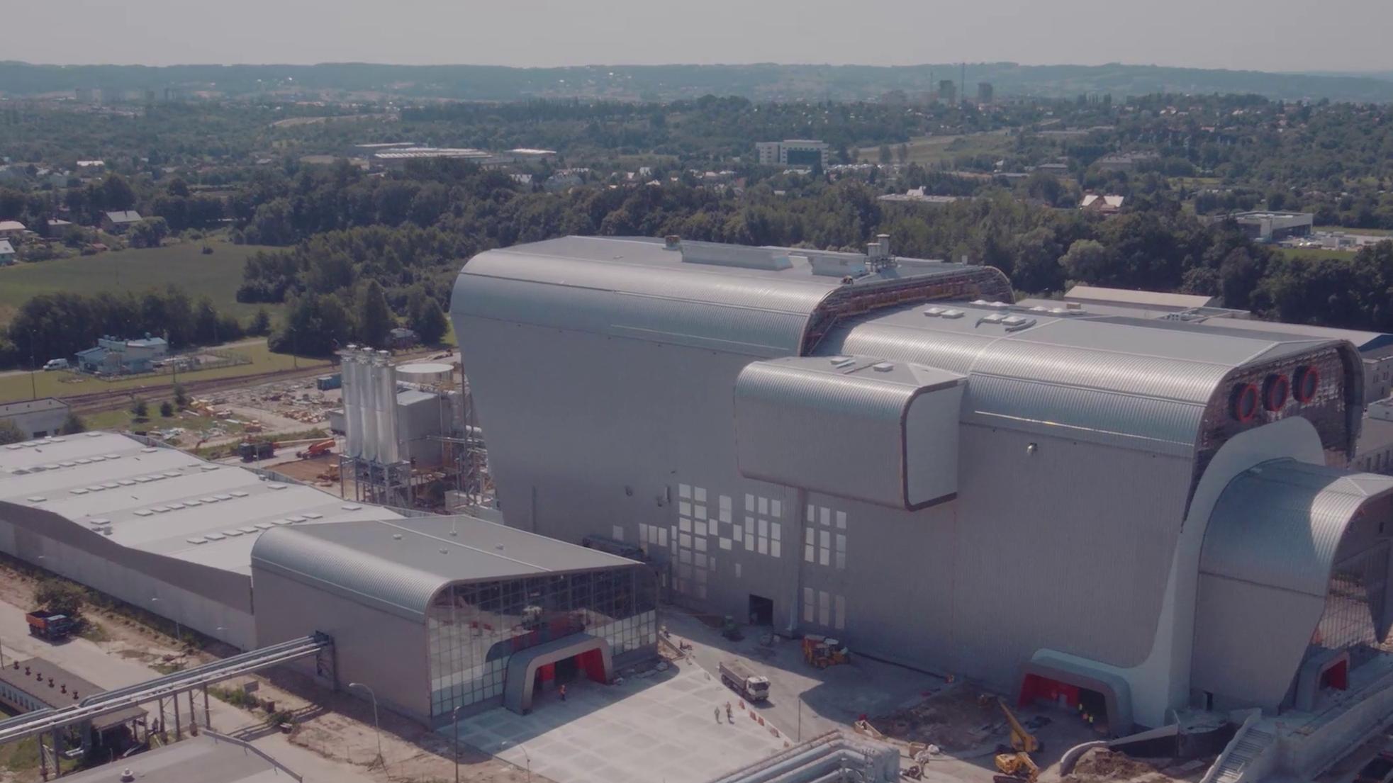Gallery image 2 - WASTE TO ENERGY PLANT -  RZESZÒW  - POLAND
