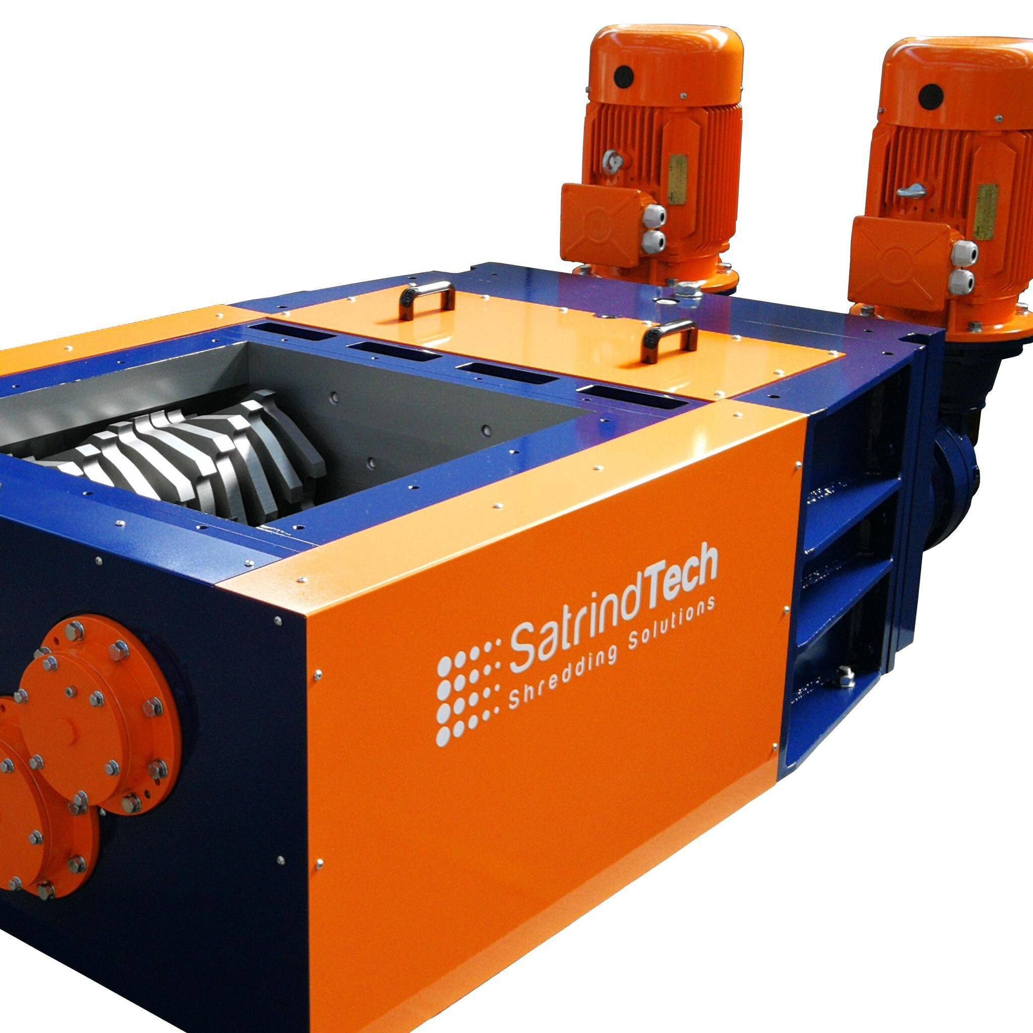 Solution image of FOUR SHAFT SHREDDER 4S