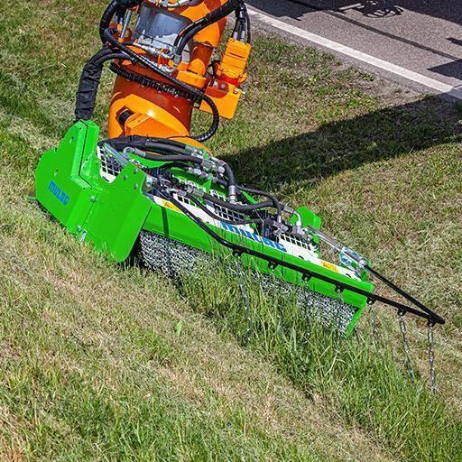 Solution image of ECO 1200 plus greenery maintenance head