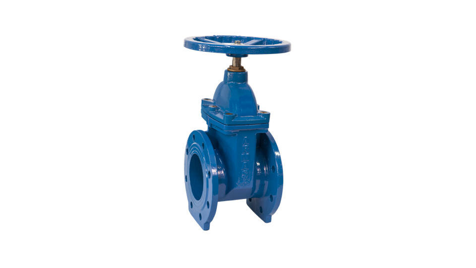 Gallery image 4 - Armas Resilient Seated Gate Valve is closed or opened by moving wedge upward or downward via threaded stem mounted in the body. Wedge is rubber coated and It is not used as a check valve and flow rate adjustments.