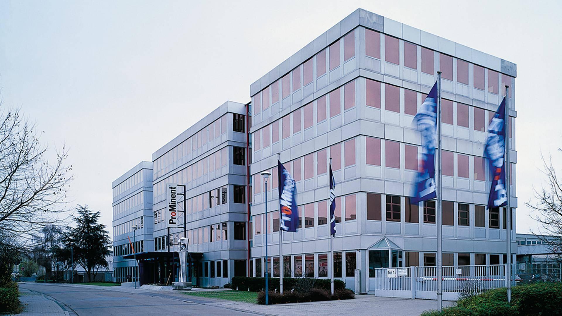 Gallery image 0 - Group headquarter in Heidelberg, Germany.