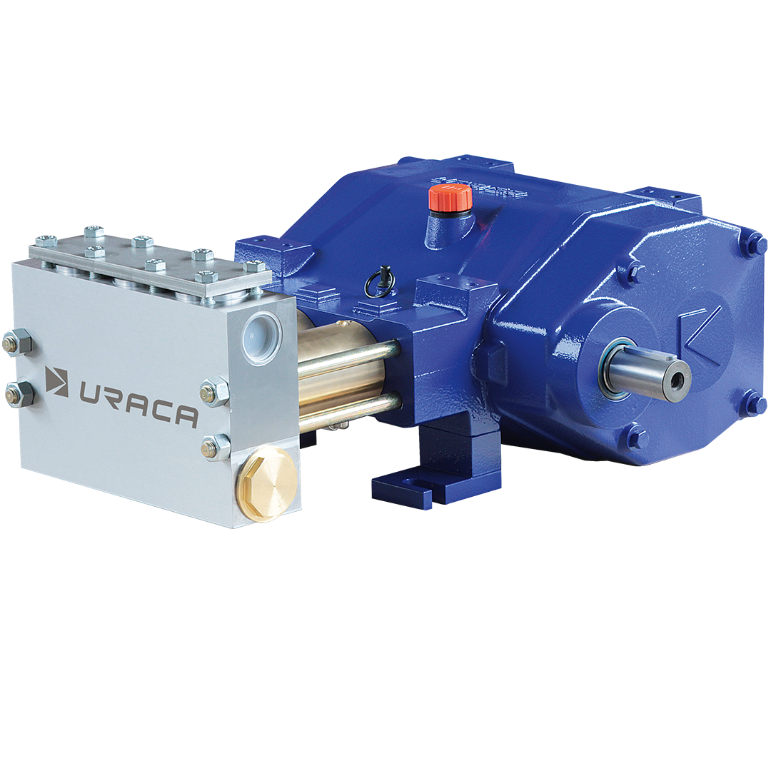Solution image of High Pressure Plunger Pump P3-19