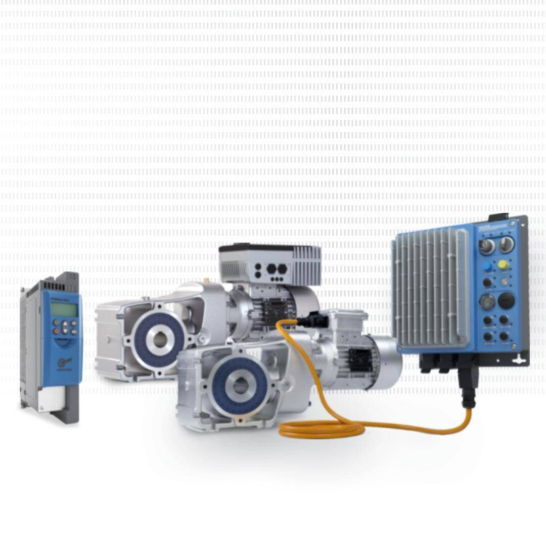 Solution image of Industry-specific drive technology