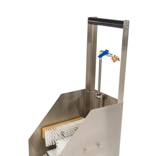 Solution image of Boot washer - Poseidon
