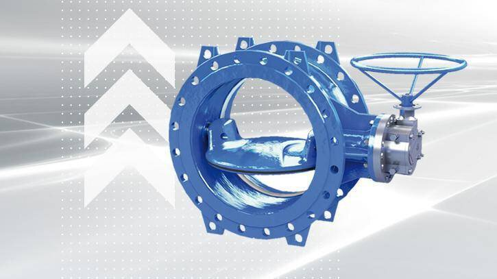 Gallery image 1 - Leading technology - VAG sets the new standard Innovation is what drives VAG! From January 2021 on, we are making the premium series of the VAG EKN® H Butterfly Valves our standard: More quality at the same price!