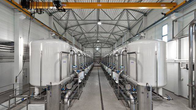 Gallery image 2 - Wellwater treatment plant for communities in Lithuania, 3.600 - 21.600 m³/d
