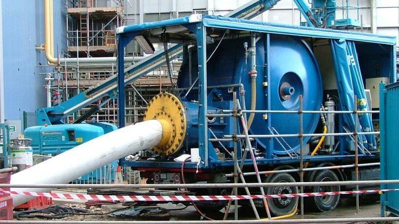 Gallery image 0 - As a pioneer, NordiTube designed trenchless technologies for pipe networks which have to face extraordinary requirements.
