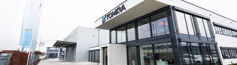 Company banner of TOMRA Sorting GmbH