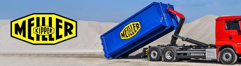 Company banner of F.X. MEILLER Fahrzeug - und Maschinenfabrik GmbH & Co KG