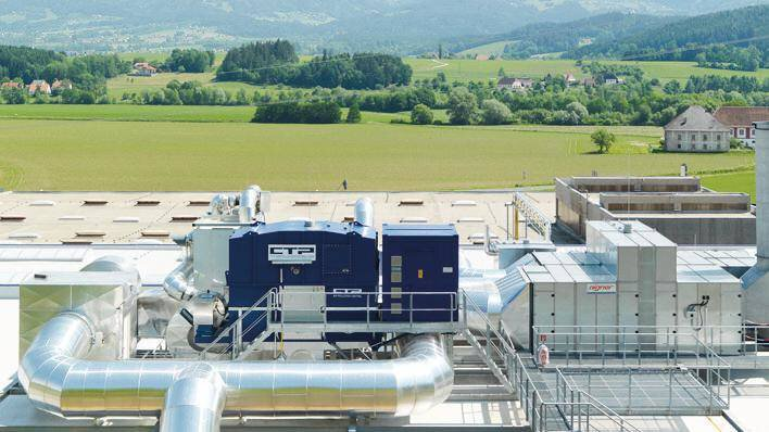 Gallery image 0 - CTP Chemisch Thermische Prozesstechnik GmbH is one of the world's leading companies in air pollution control for industrial applications.