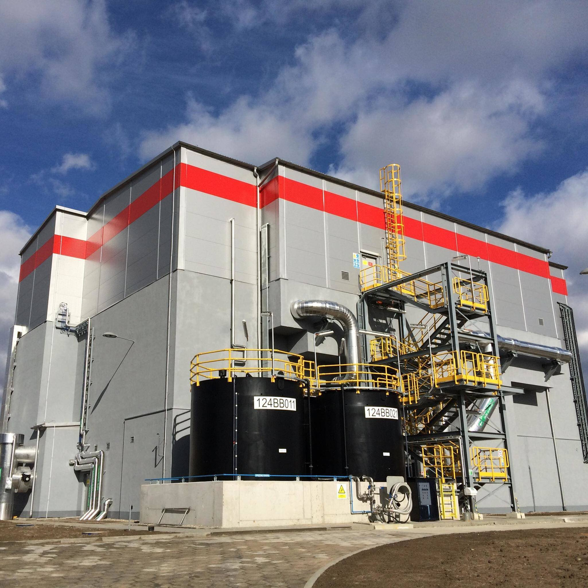 Solution image of PKN ORLEN – Processwater Treatment