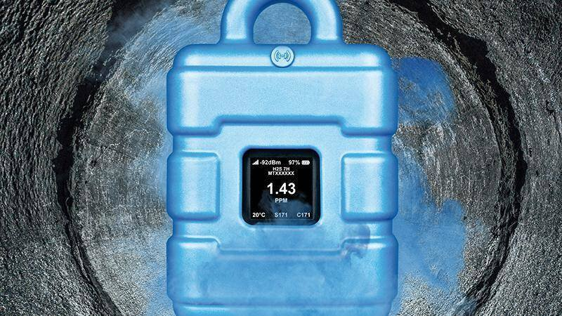 Gallery image 2 - Measure H2S effectively, transmit data and initiate measures based on data.