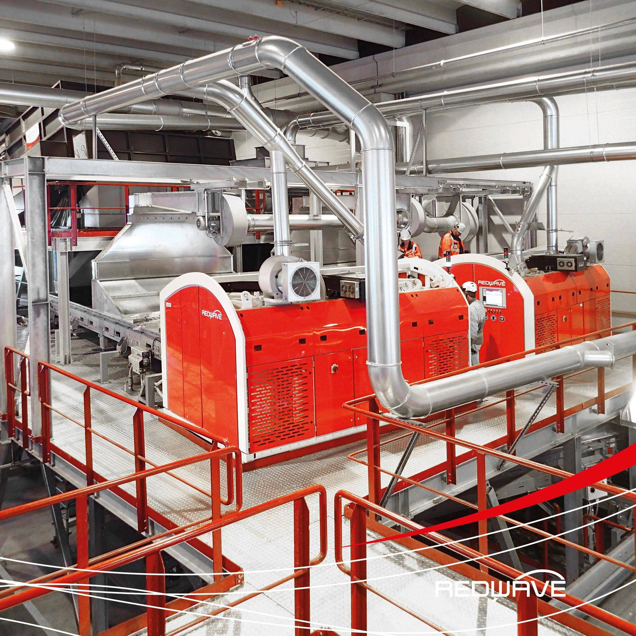 Solution image of RECYCLING & WASTE TREATMENT SOLUTIONS