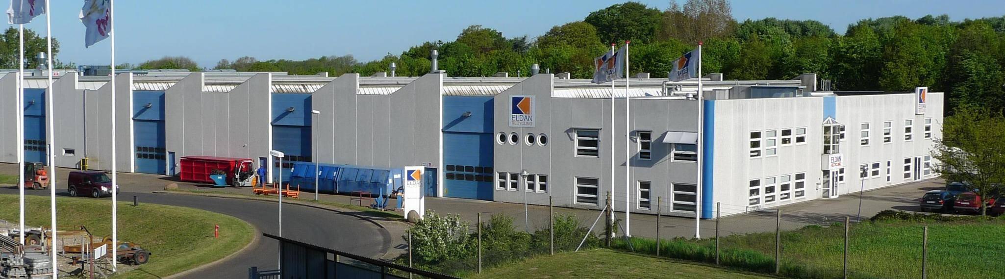 Company banner of Eldan Recycling A/S