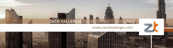 Company banner of Zach Kallergis