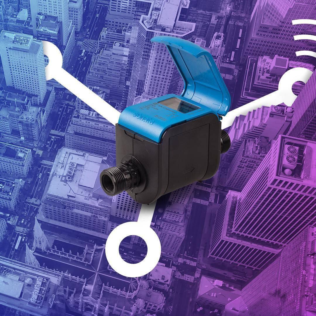 Solution image of Residential Water Meters