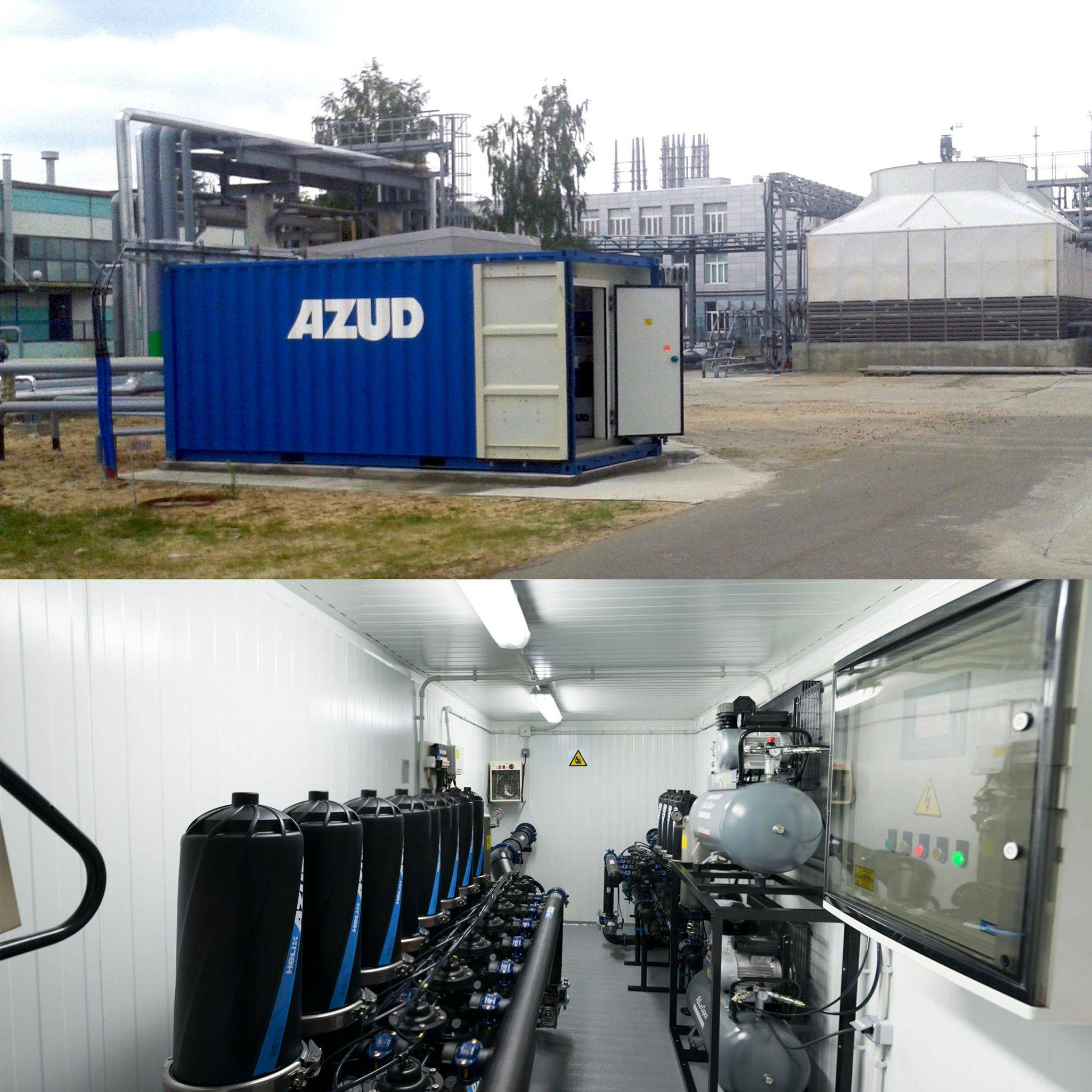 Solution image of COOLING SYSTEMS FILTRATION