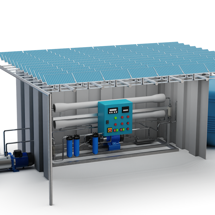 Solution image of Individual Grino Water Purification Solutions