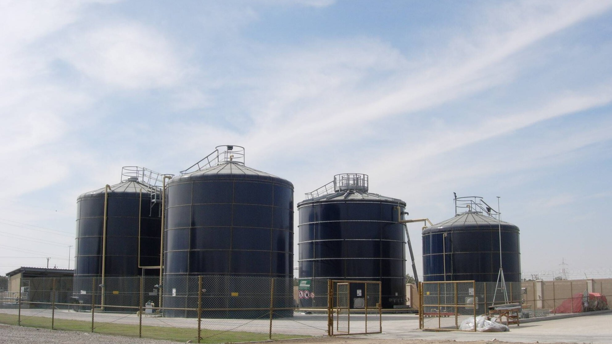 Gallery image 1 - Anaerobic wastewater treatment for a beverage production plant in the UAE, 800 m³/d