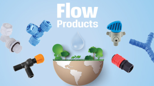 Gallery image 1 - Tefen flow products which include fittings, tubes and valves that are simple to use and require no special tools to enable reliable leak free connections. They are manufactured from a high quality material, UV protected and meet the strictest standards.