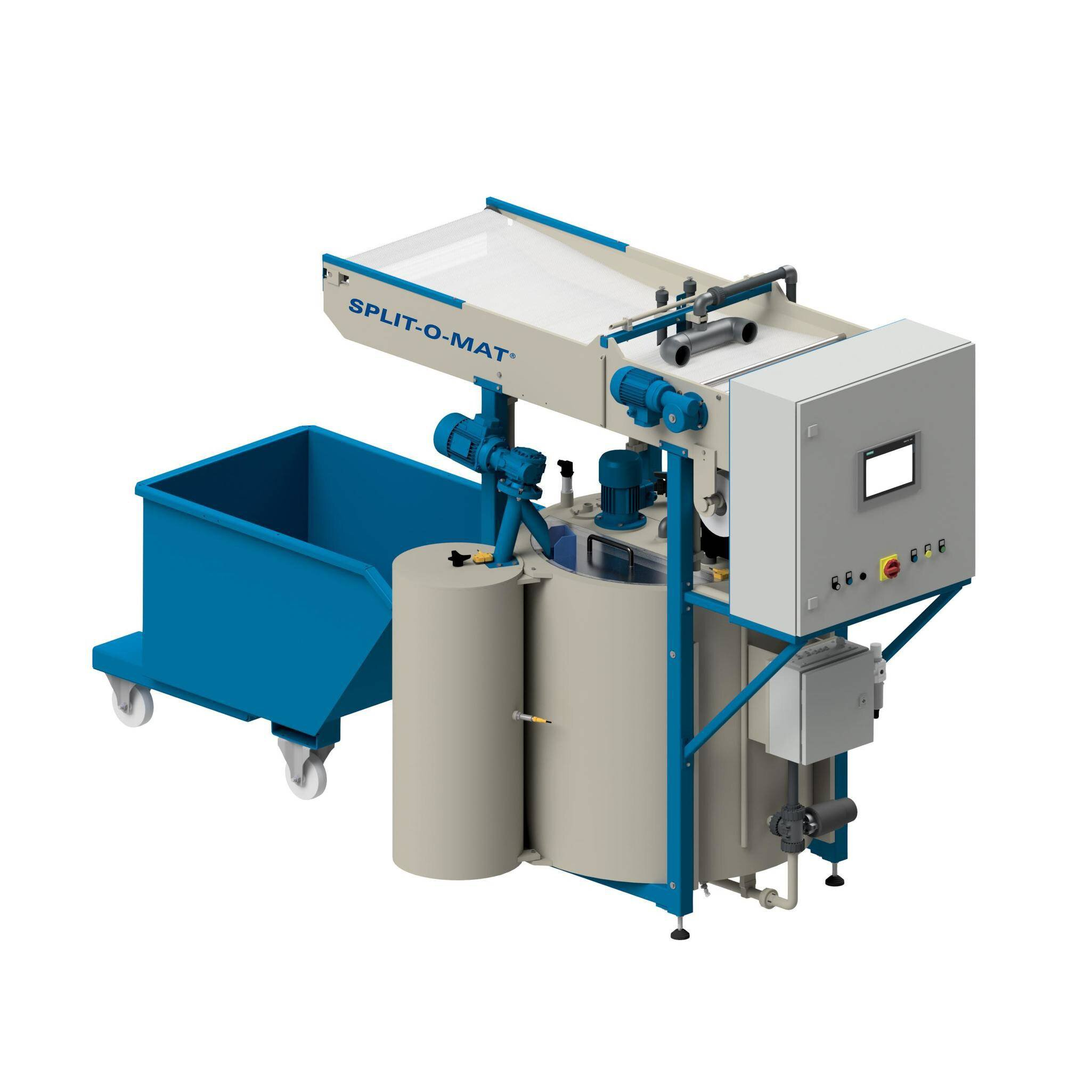 Solution image of Reliable and efficient wastewater treatment