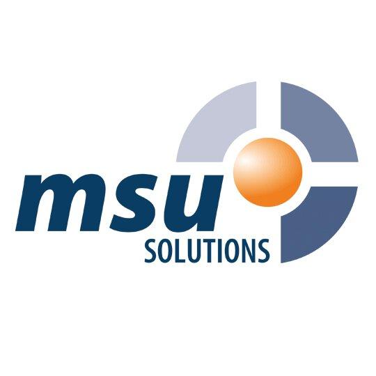 Company logo of msu solutions GmbH