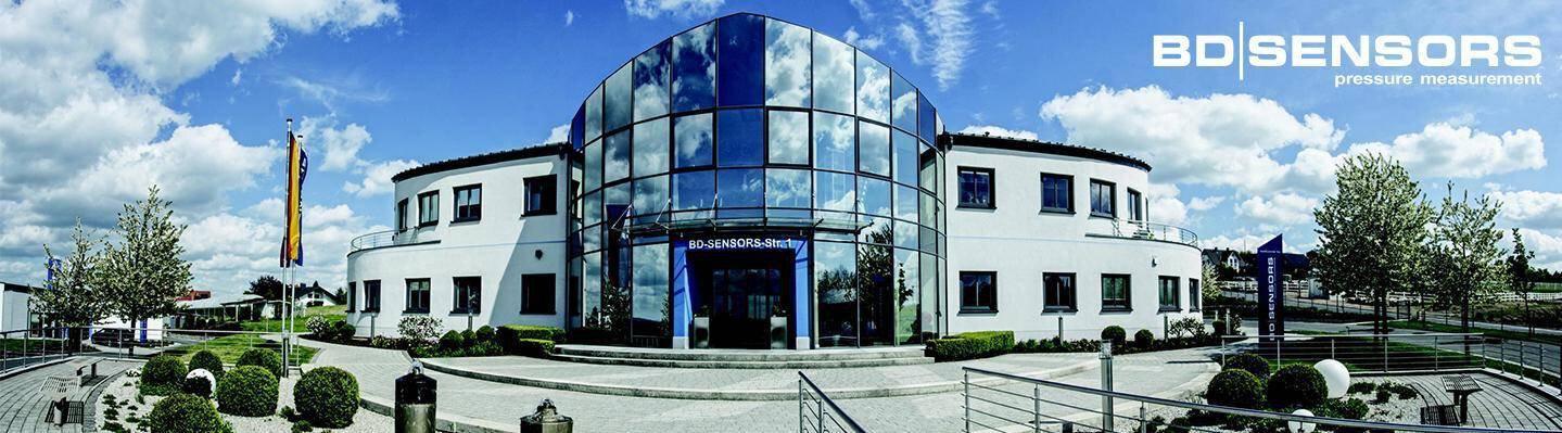 Company banner of BD SENSORS GmbH
