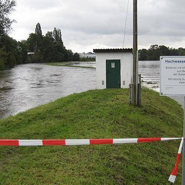 Solution image of  Flood Warning