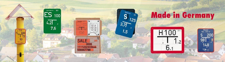 Company banner of Franken Plastik GmbH