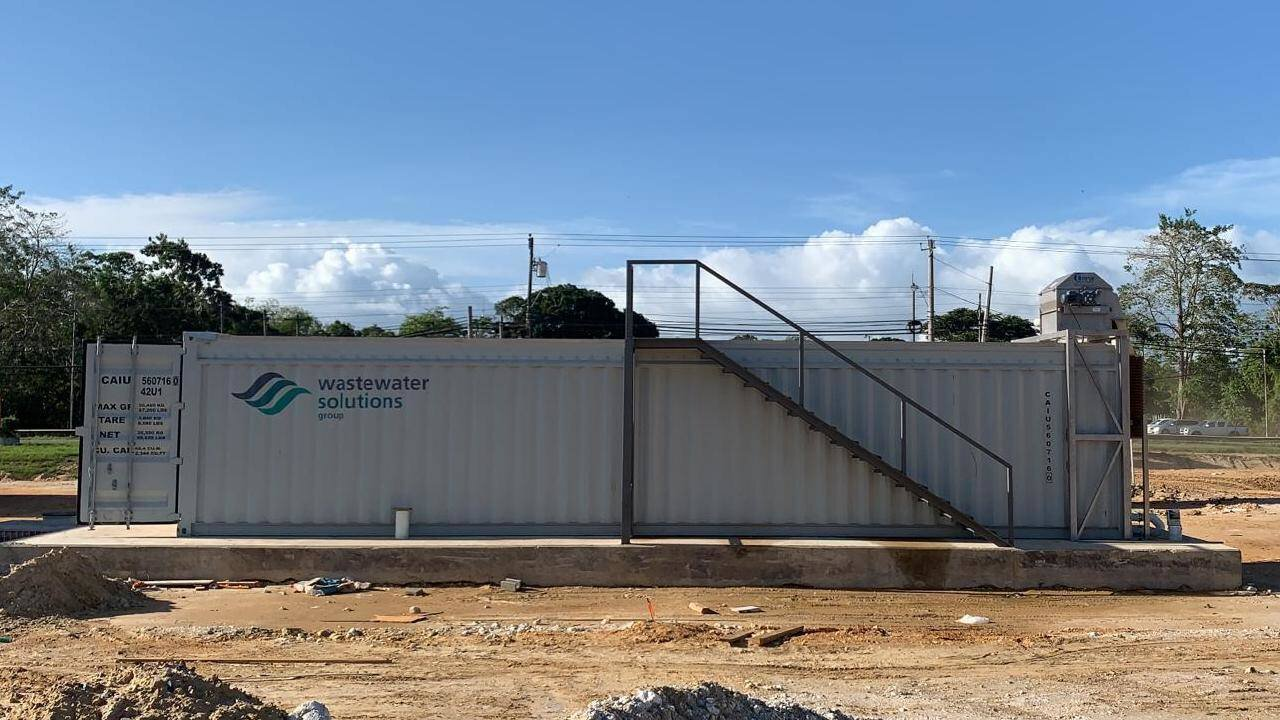 Gallery image 0 - MobiWater-MBBR Treatment plant for 500 Bed Hospital