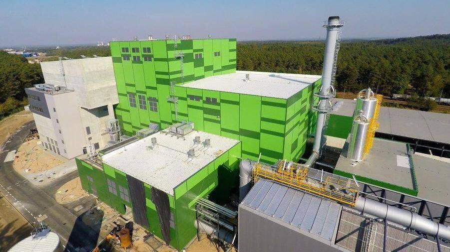 Gallery image 0 - WASTE TO ENERGY PLANT - BYDGOSZCZ – POLAND