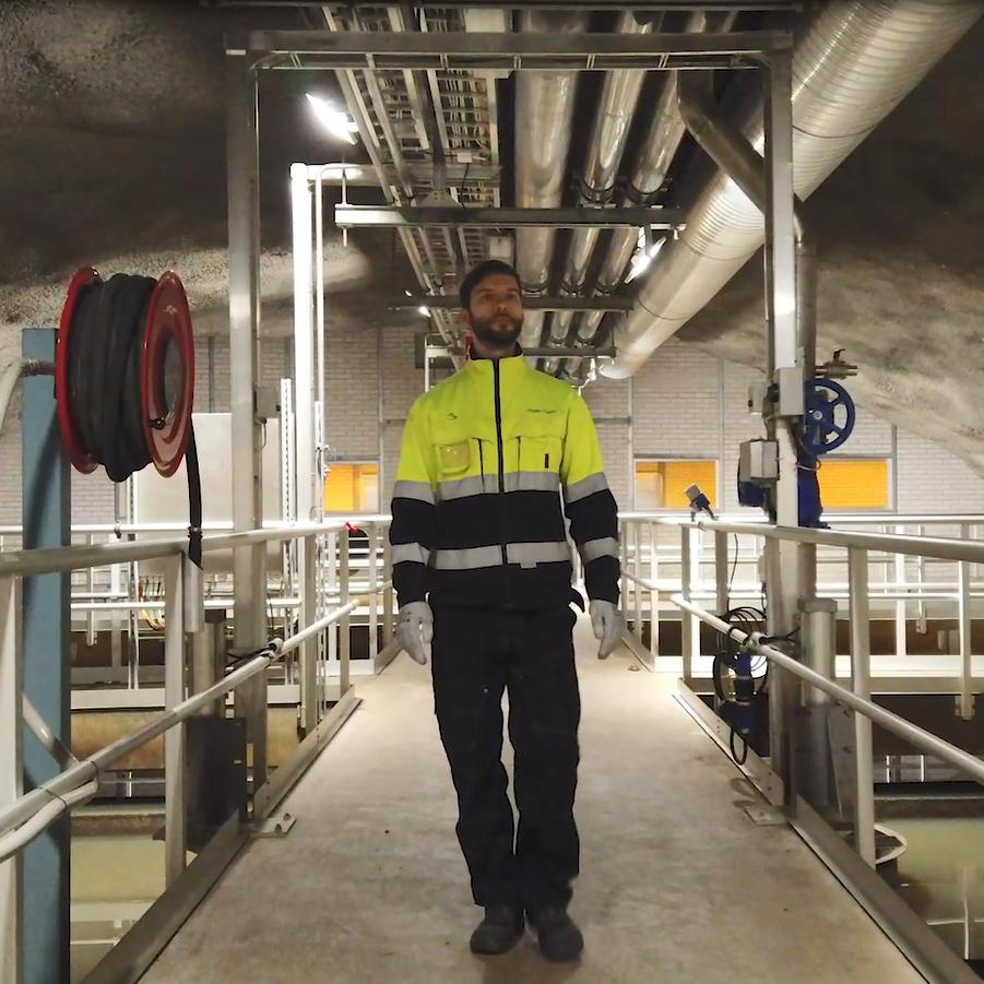 Avatar of Kakolanmäki Waste Water Treatment Plant in Turku