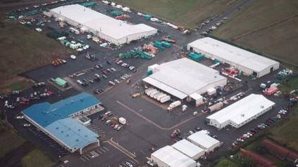 Gallery image 0 - Aerial Photo of Company Headquaters in Sutherlin, Oregon USA