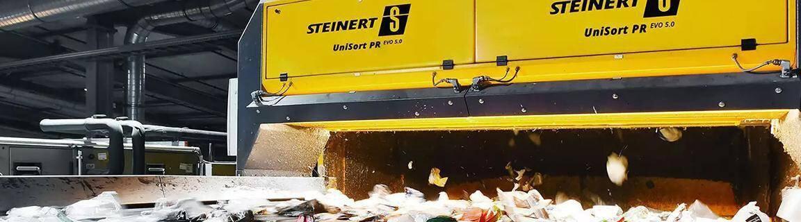Company banner of STEINERT GmbH