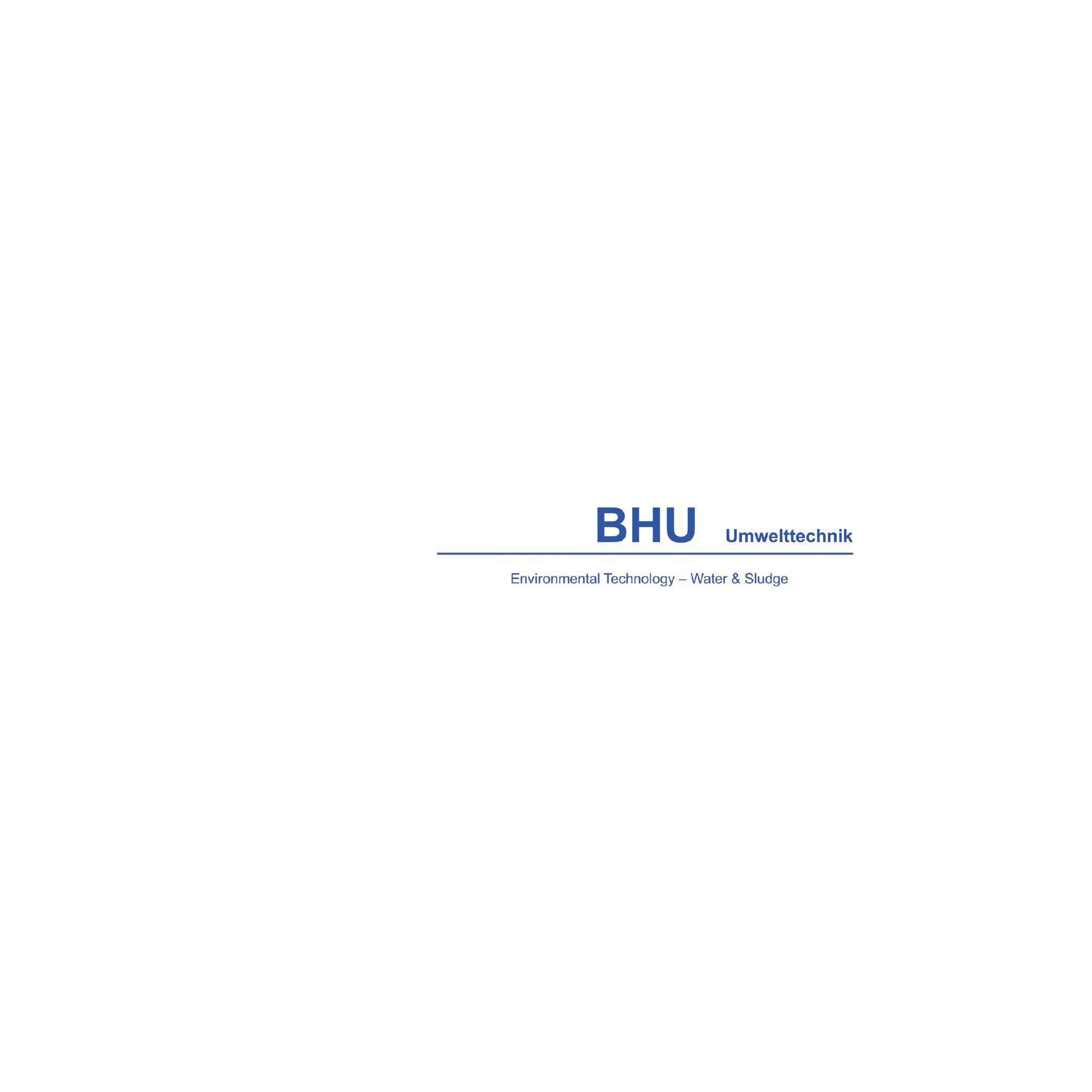 Company logo of BHU Umwelttechnik GmbH