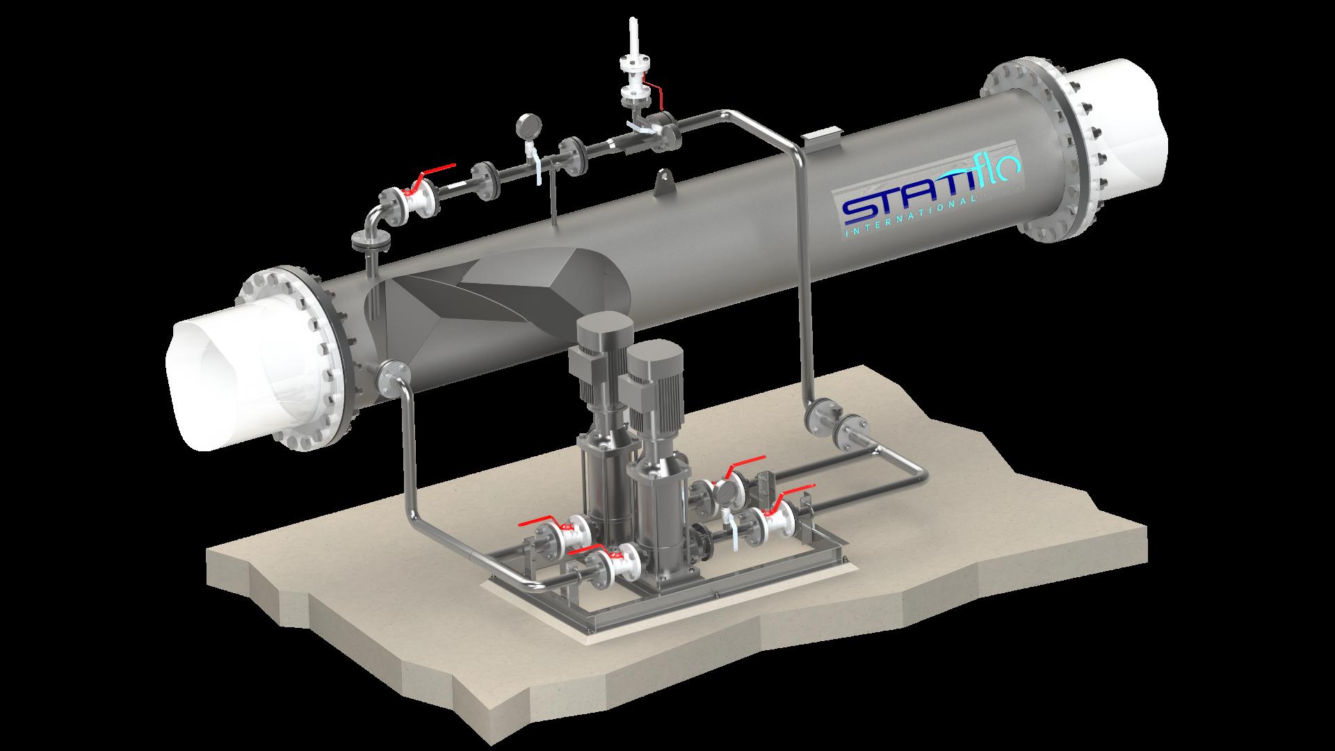 Gallery image 1 - Statiflo Gas Dispersion System (GDS)