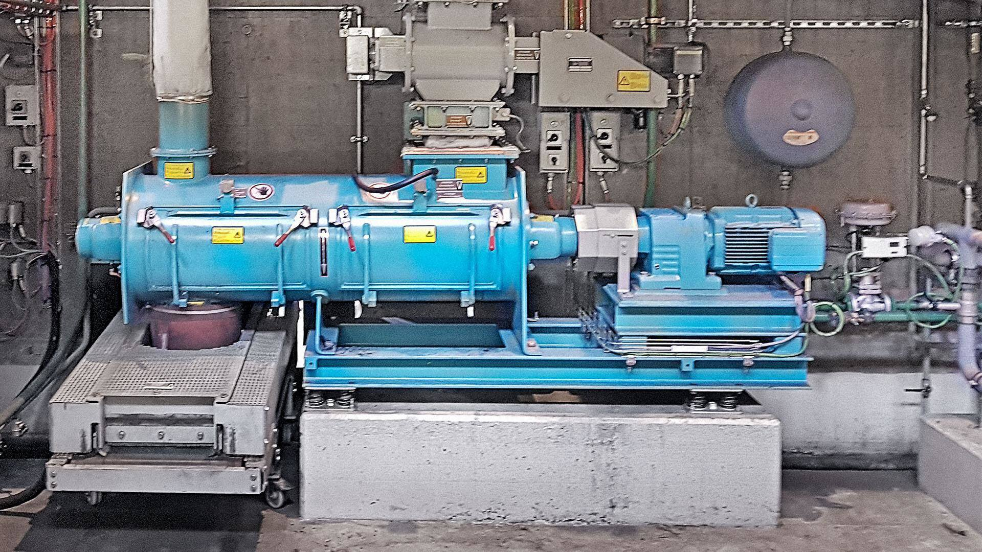 Gallery image 2 - Lödige Ploughshare® Mixer for continuous operation type KM 300 DW
