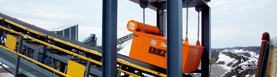 Company banner of Eriez Magnetics Europe Ltd.