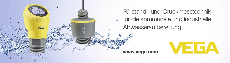 Company banner of VEGA Grieshaber KG