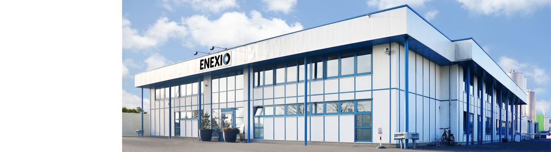 Company banner of ENEXIO Water Technologies GmbH