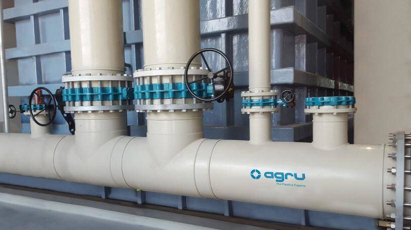 Gallery image 0 - INDUSTRIAL PIPING SYSTEMS - PIPING SYSTEMS FOR INDUSTRIAL APPLICATIONS