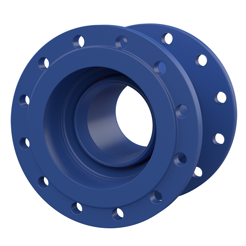 Gallery image 0 - An essential component of Primus Line® are the connectors manufactured from cast iron or carbon steel.