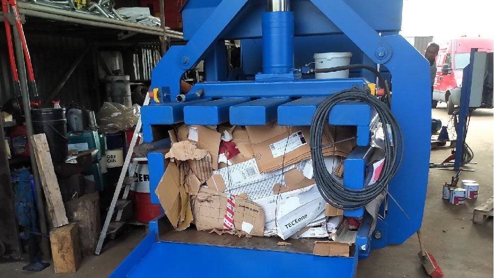 Gallery image 2 - Complete Overhaul of our new channel baler