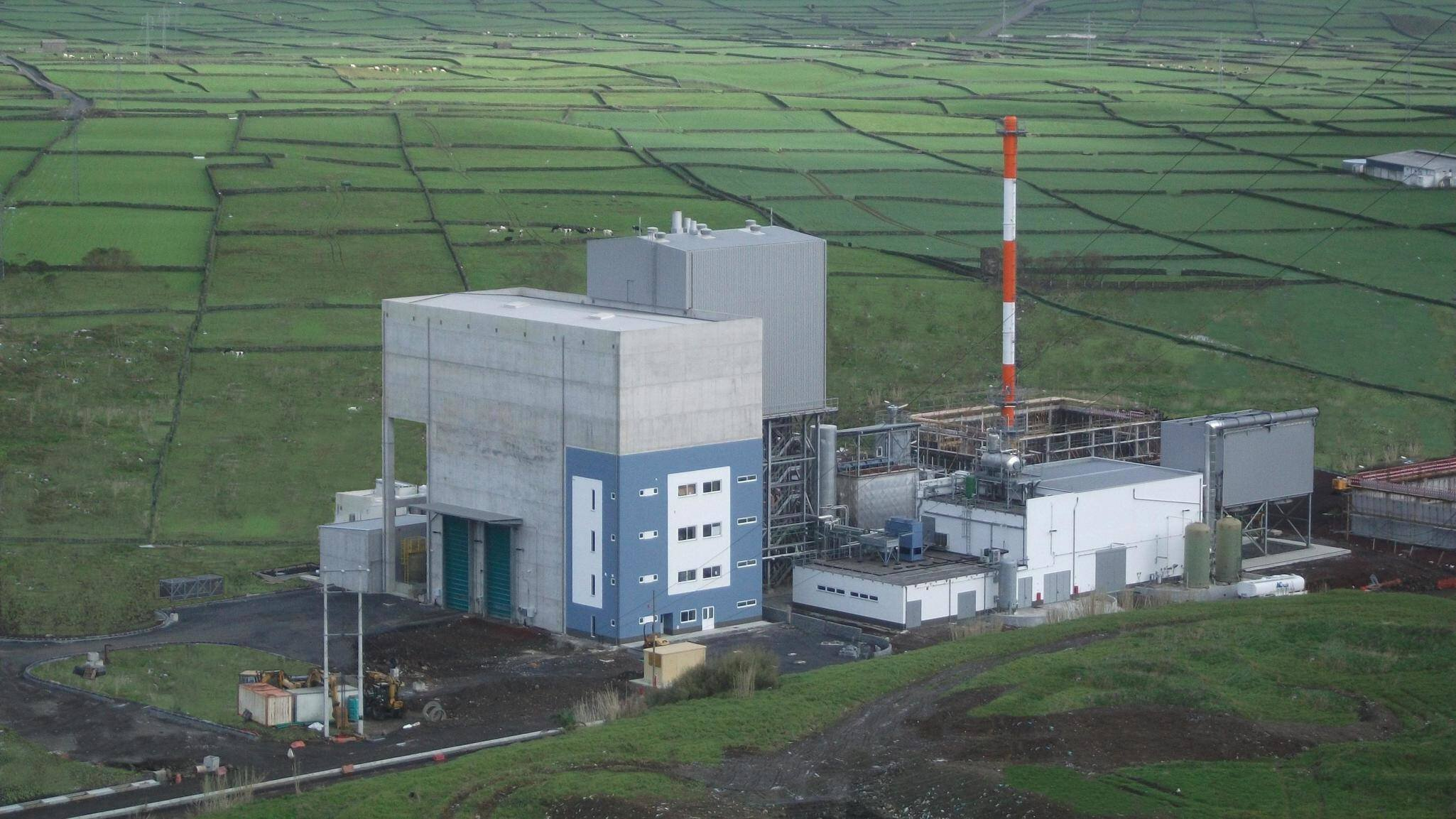 Gallery image 3 - WASTE TO ENERGY PLANT - TERCEIRA – AZORES ISLANDS -   PORTUGAL